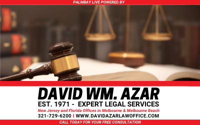 David WM Azar advert